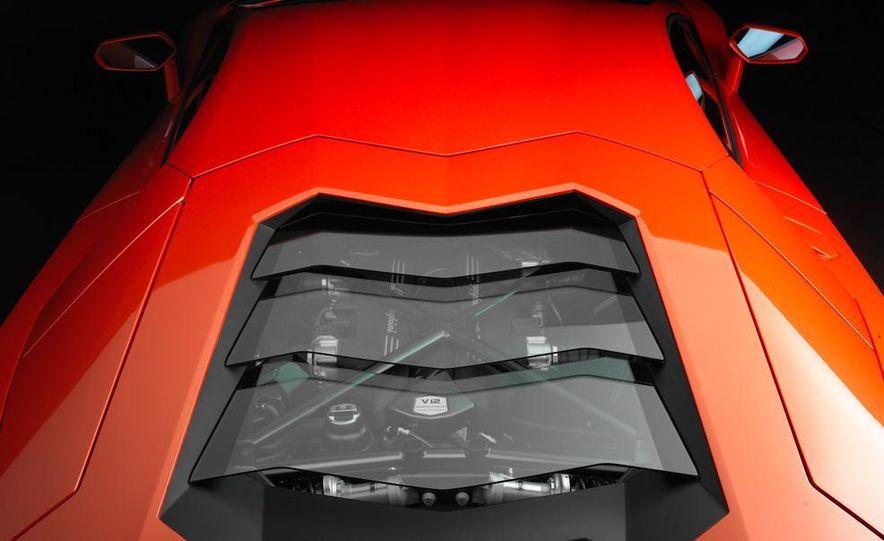 2012 Lamborghini Aventador LP700-4 - Slide 57