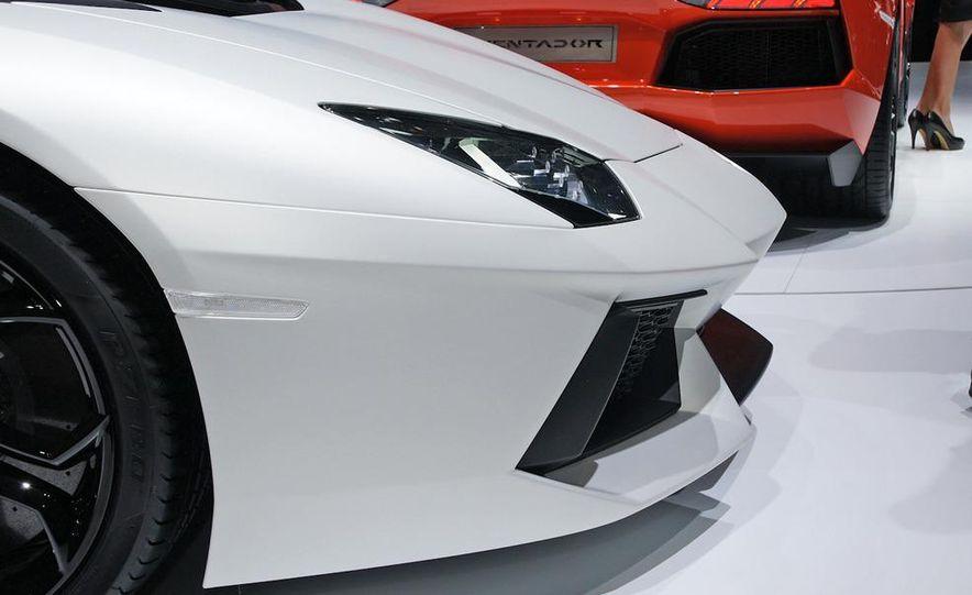 2012 Lamborghini Aventador LP700-4 - Slide 45