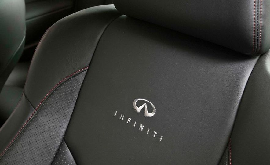 2011 Infiniti IPL G coupe - Slide 18