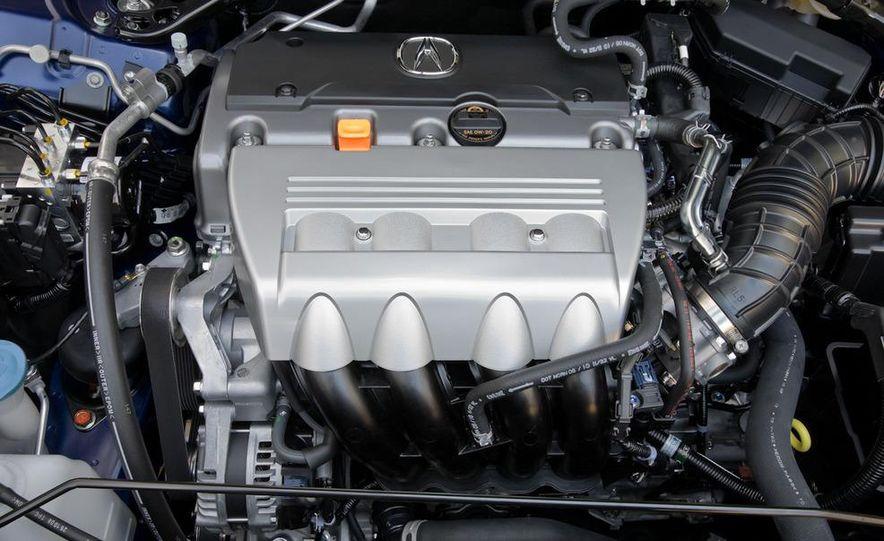 2011 Acura TSX Sport Wagon - Slide 45