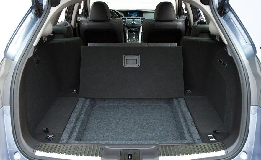 2011 Acura TSX Sport Wagon - Slide 40