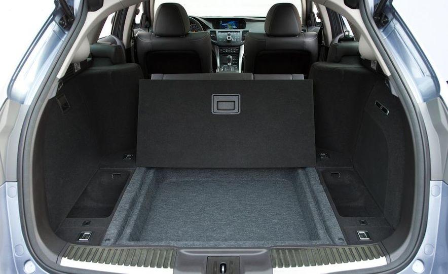 2011 Acura TSX Sport Wagon - Slide 41