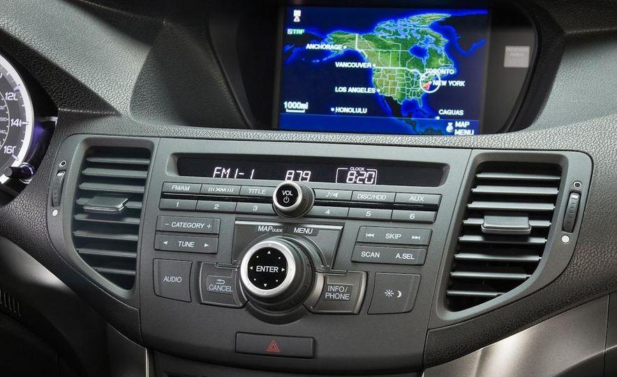 2011 Acura TSX Sport Wagon - Slide 44