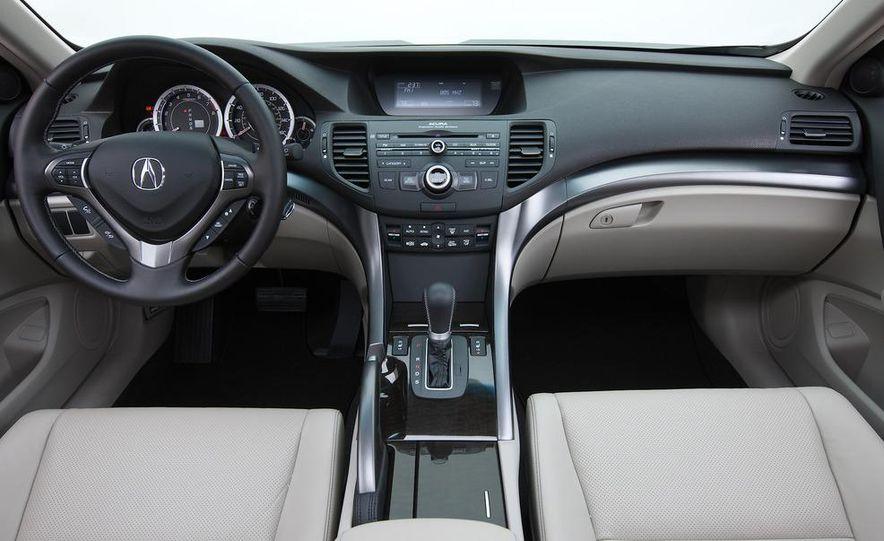 2011 Acura TSX Sport Wagon - Slide 35