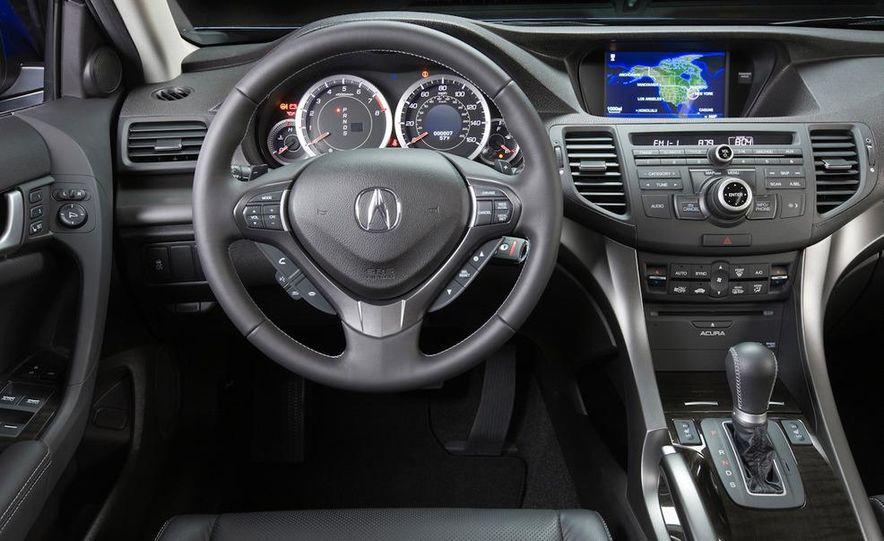 2011 Acura TSX Sport Wagon - Slide 36
