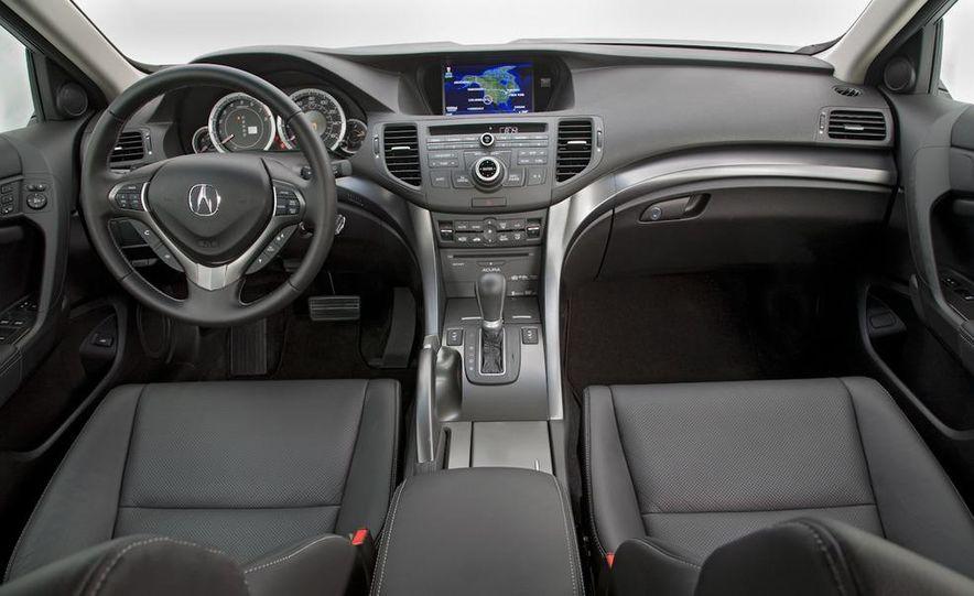 2011 Acura TSX Sport Wagon - Slide 37