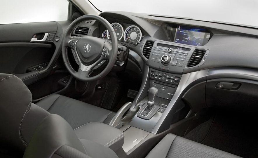 2011 Acura TSX Sport Wagon - Slide 38