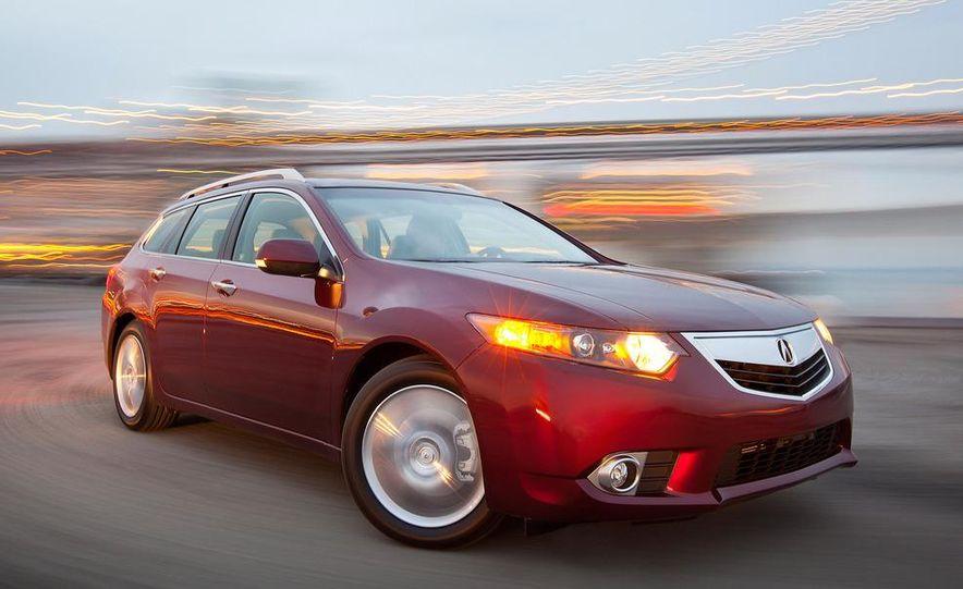 2011 Acura TSX Sport Wagon - Slide 1