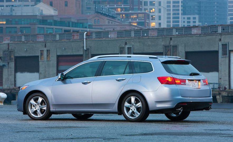 2011 Acura TSX Sport Wagon - Slide 14