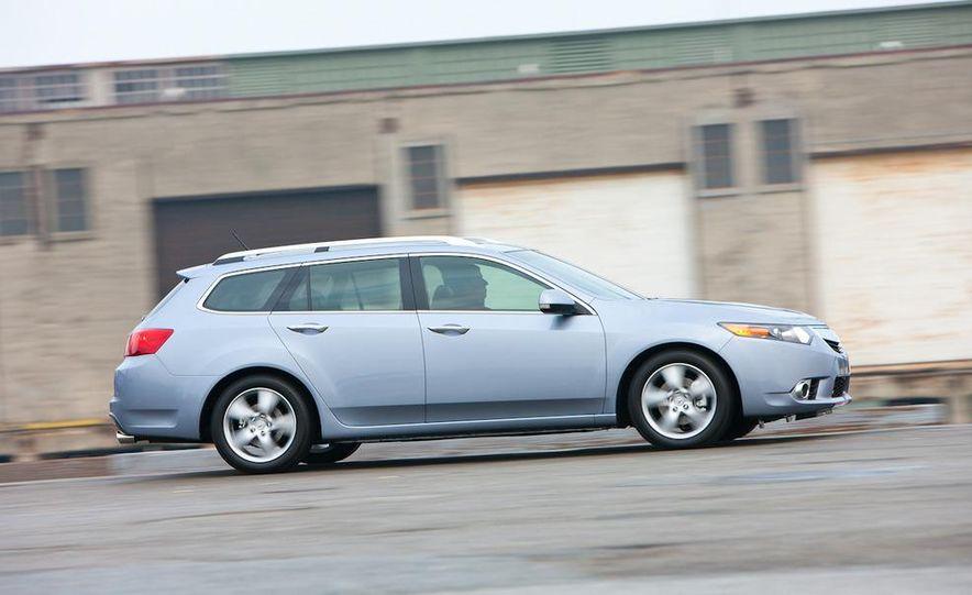 2011 Acura TSX Sport Wagon - Slide 16