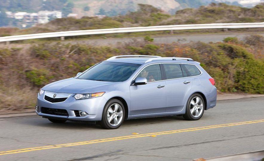 2011 Acura TSX Sport Wagon - Slide 21
