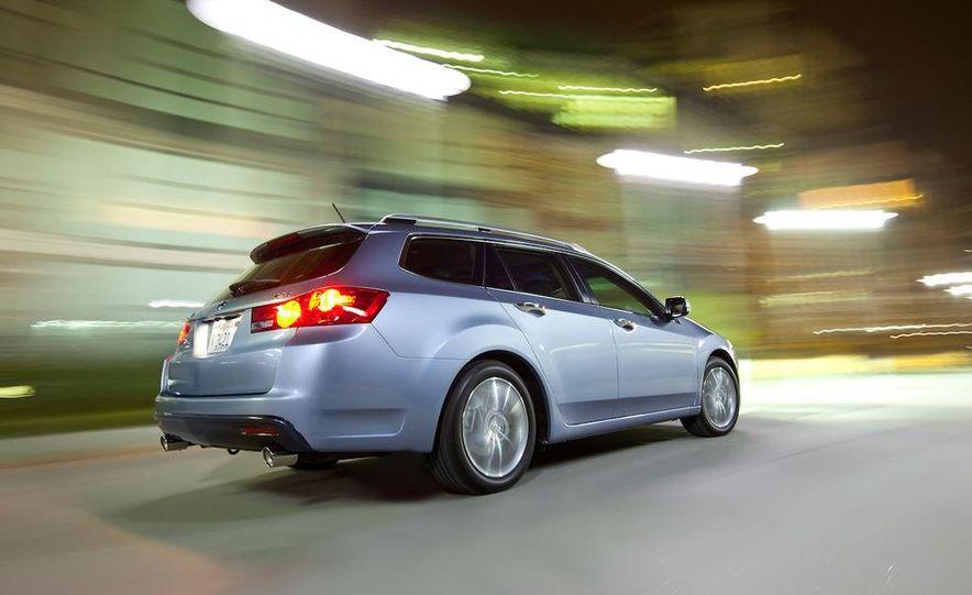 2011 Acura TSX Sport Wagon - Slide 24