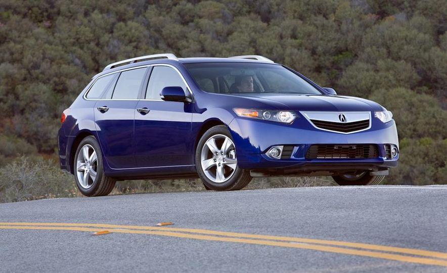 2011 Acura TSX Sport Wagon - Slide 28