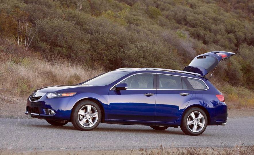 2011 Acura TSX Sport Wagon - Slide 32