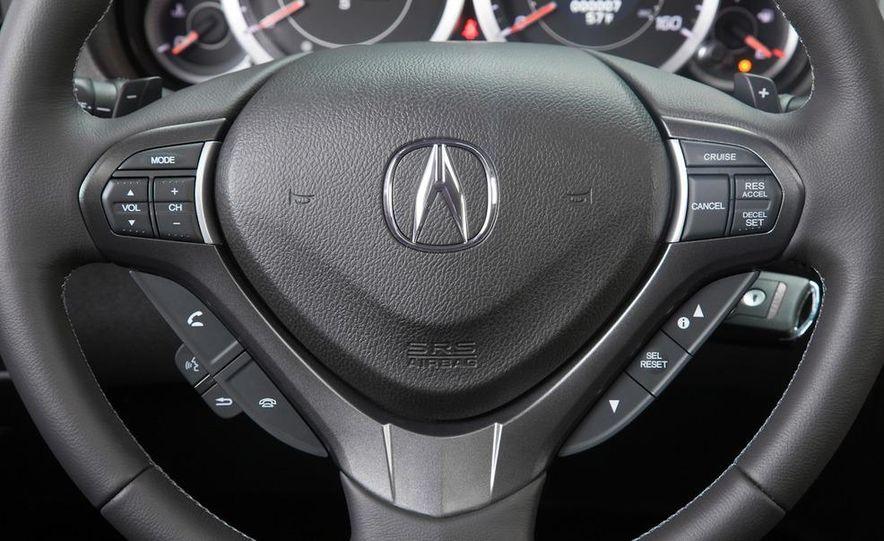 2011 Acura TSX Sport Wagon - Slide 43