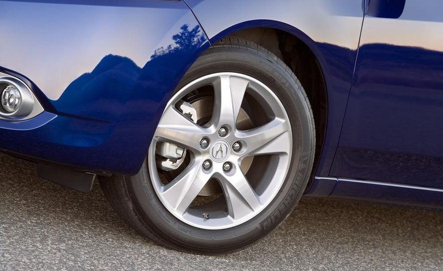 2011 Acura TSX Sport Wagon - Slide 33