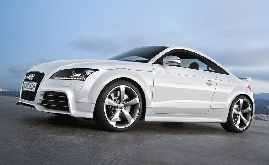2012 Audi TT RS coupe (European spec) - Slide 21