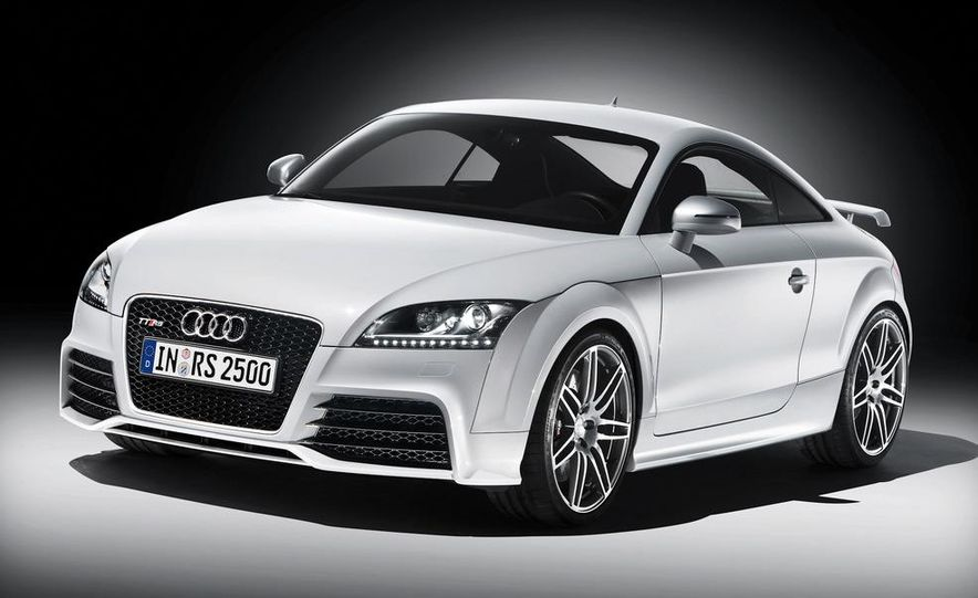 2012 Audi TT RS coupe (European spec) - Slide 27