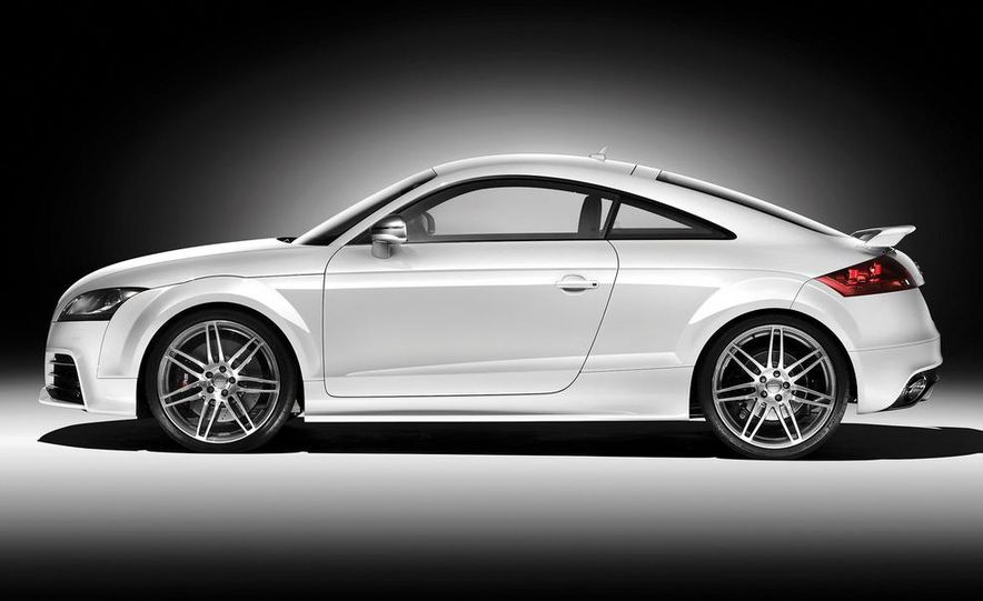 2012 Audi TT RS coupe (European spec) - Slide 28