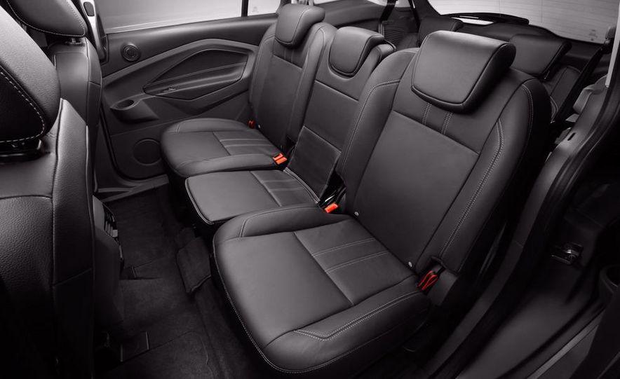 Ford B-Max concept - Slide 82