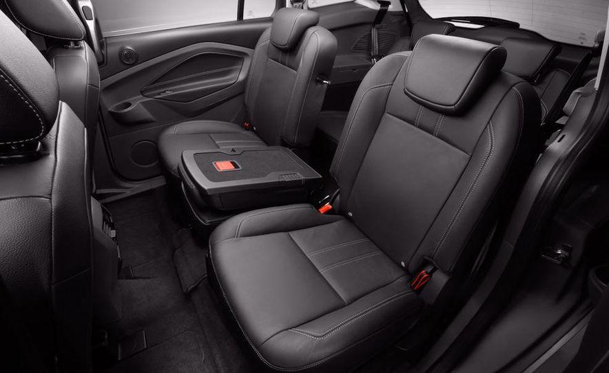Ford B-Max concept - Slide 83