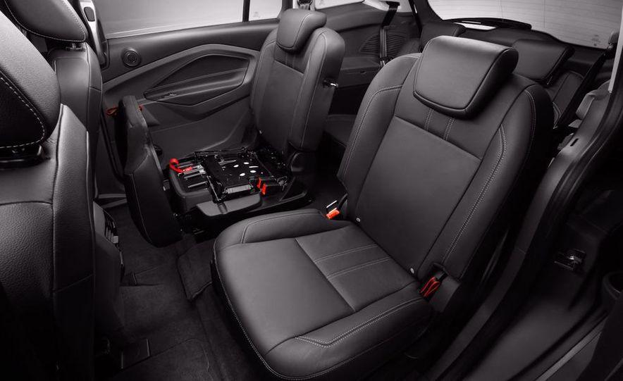 Ford B-Max concept - Slide 84