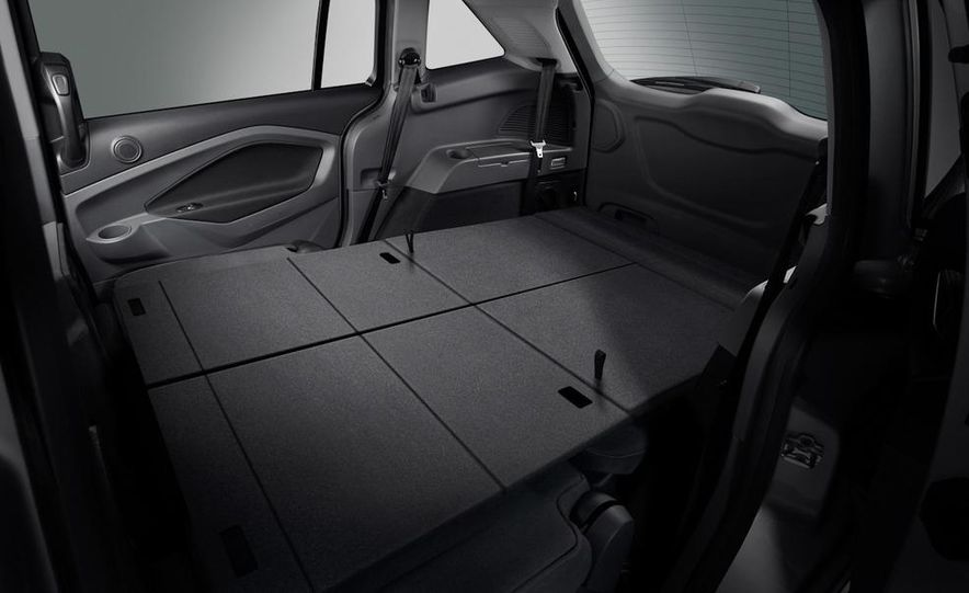 Ford B-Max concept - Slide 86