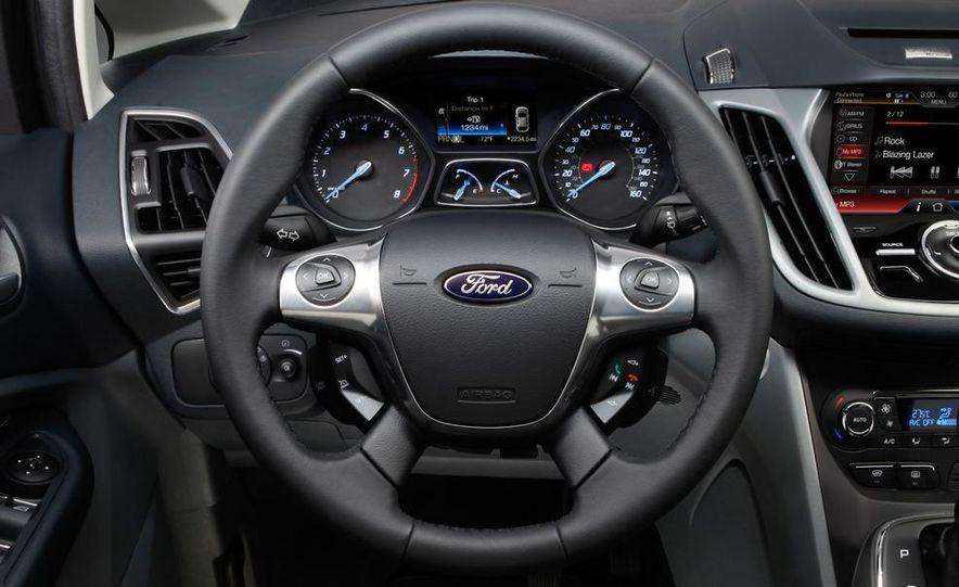 Ford B-Max concept - Slide 89