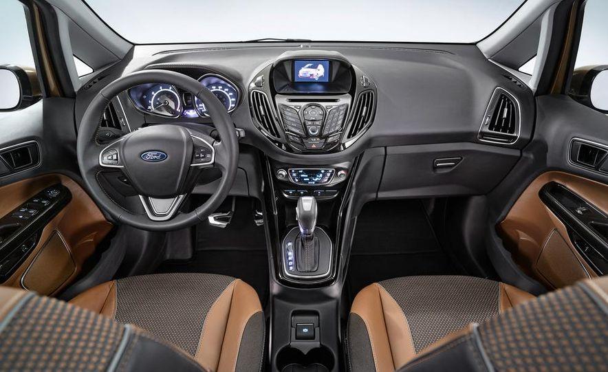 Ford B-Max concept - Slide 27