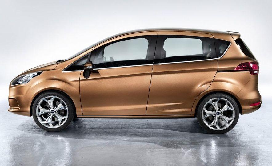 Ford B-Max concept - Slide 24