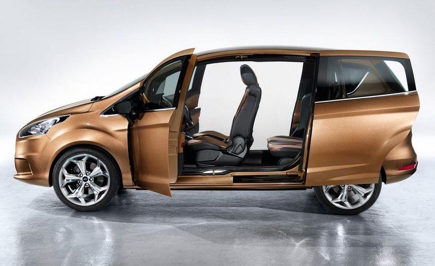 Ford B-Max concept - Slide 25