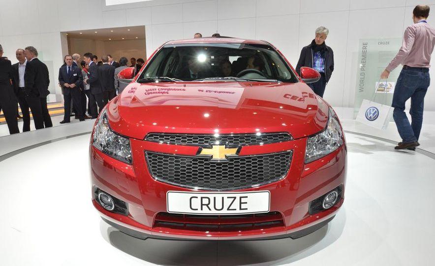 2012 Chevrolet Cruze hatchback - Slide 10