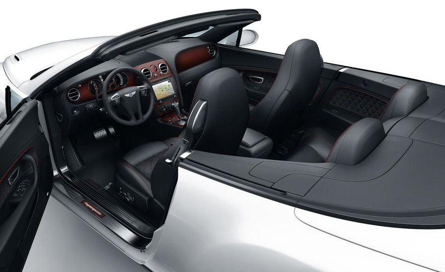2011 Bentley Continental Supersports convertible ISR Edition - Slide 11