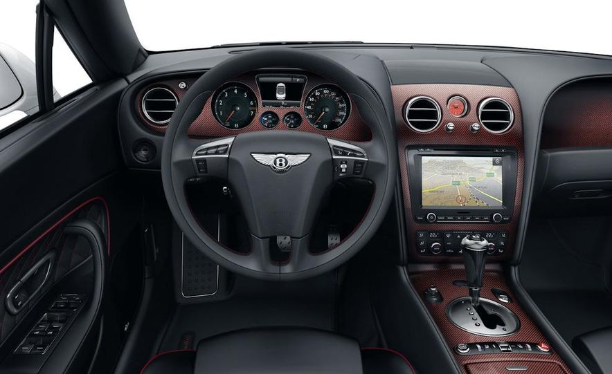 2011 Bentley Continental Supersports convertible ISR Edition - Slide 12