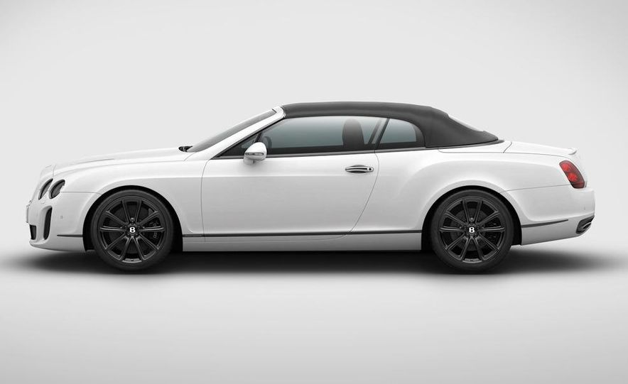 2011 Bentley Continental Supersports convertible ISR Edition - Slide 2