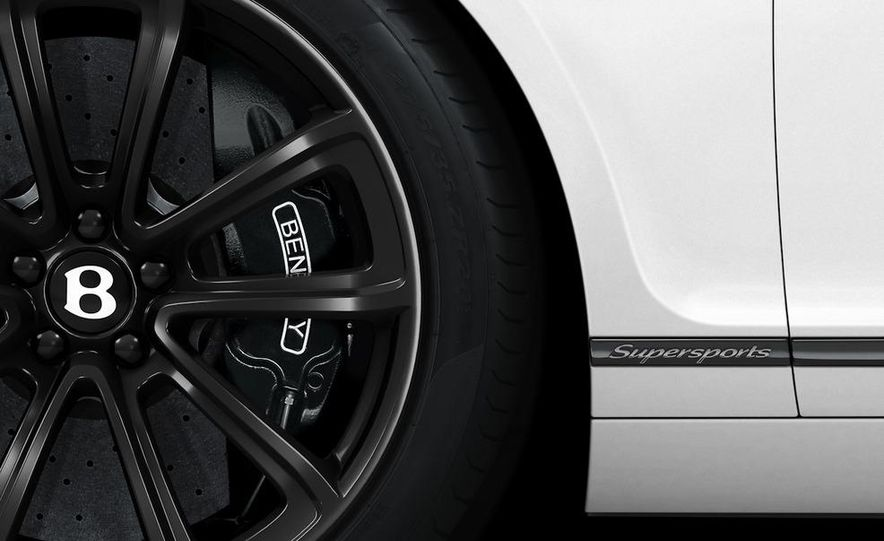 2011 Bentley Continental Supersports convertible ISR Edition - Slide 9