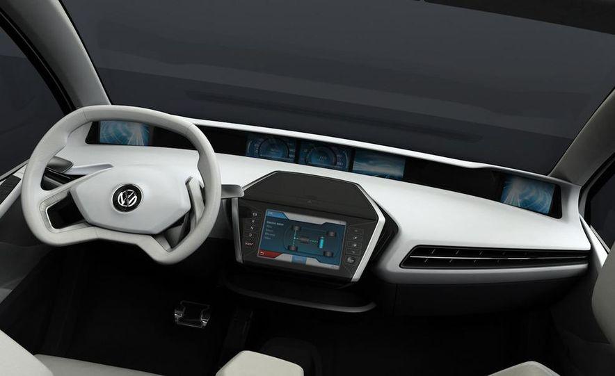 Italdesign Giugiaro / Volkswagen Tex concept - Slide 21