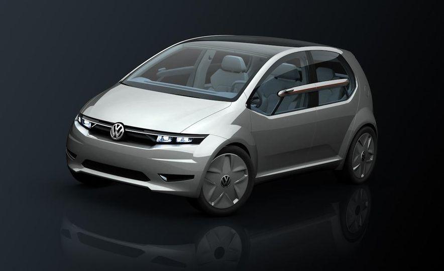 Italdesign Giugiaro / Volkswagen Tex concept - Slide 14