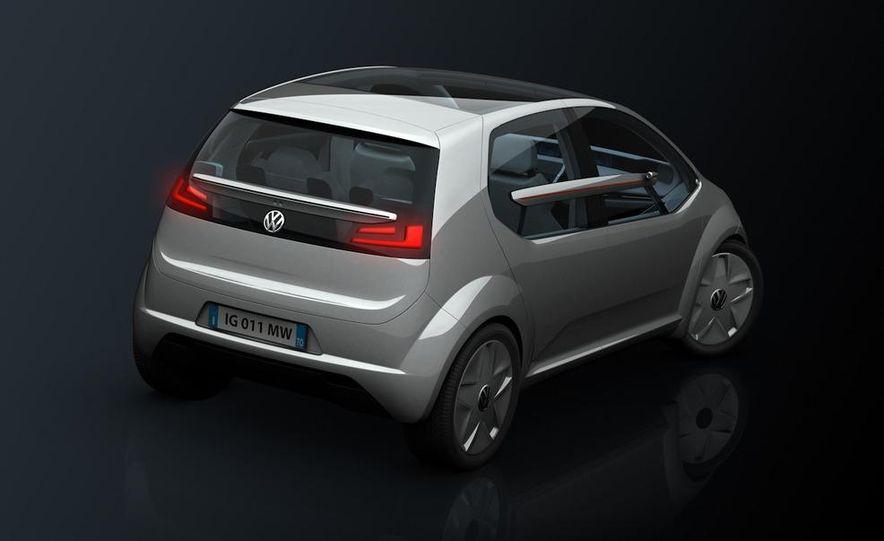 Italdesign Giugiaro / Volkswagen Tex concept - Slide 15