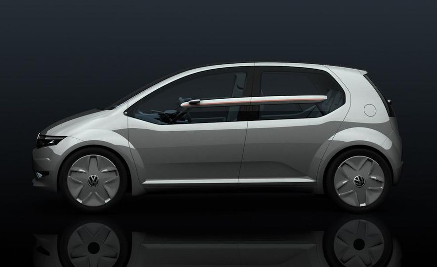 Italdesign Giugiaro / Volkswagen Tex concept - Slide 16