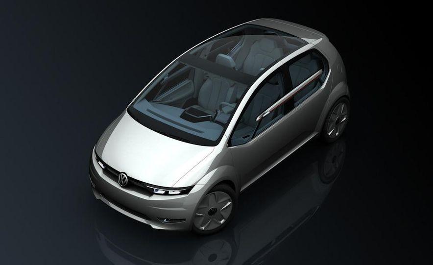 Italdesign Giugiaro / Volkswagen Tex concept - Slide 17