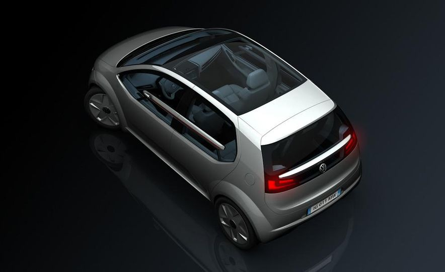 Italdesign Giugiaro / Volkswagen Tex concept - Slide 18