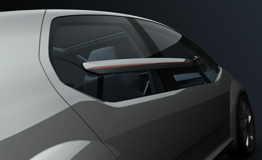 Italdesign Giugiaro / Volkswagen Tex concept - Slide 20