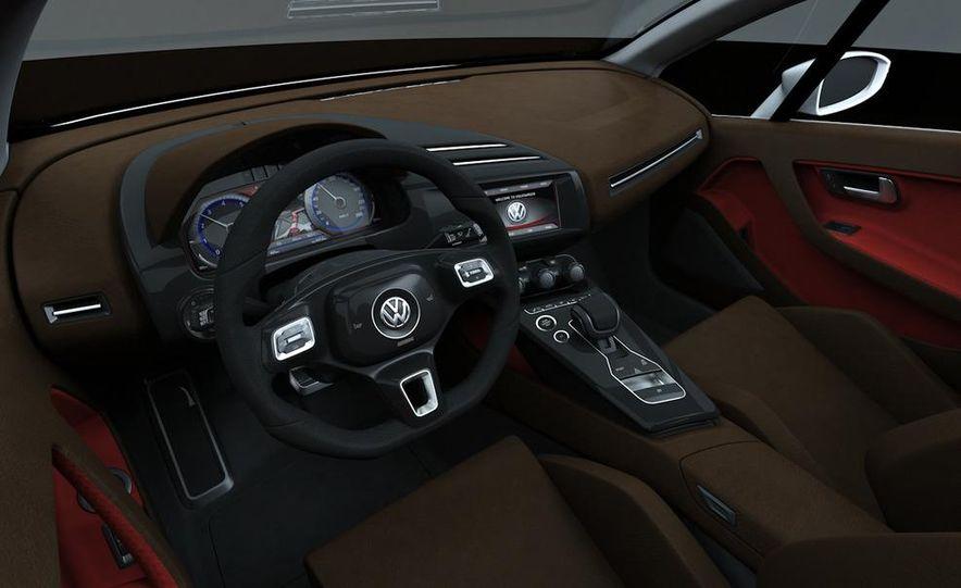 Italdesign Giugiaro / Volkswagen Tex concept - Slide 29