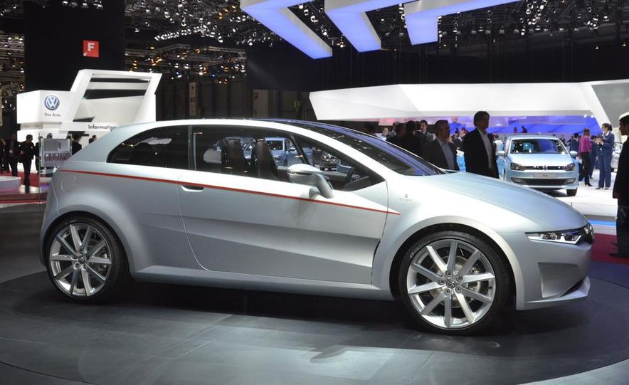 Italdesign Giugiaro / Volkswagen Tex concept - Slide 3
