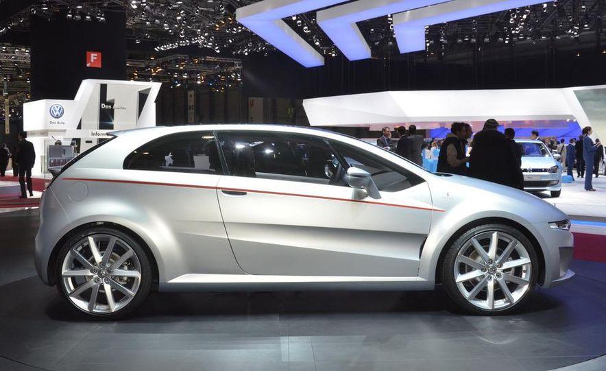 Italdesign Giugiaro / Volkswagen Tex concept - Slide 4