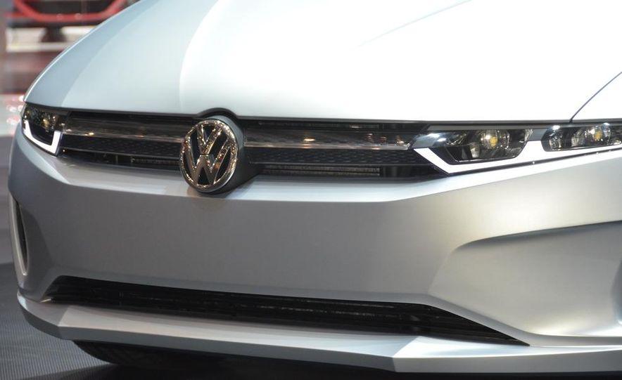 Italdesign Giugiaro / Volkswagen Tex concept - Slide 8