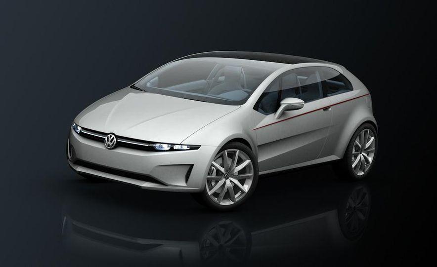 Italdesign Giugiaro / Volkswagen Tex concept - Slide 23