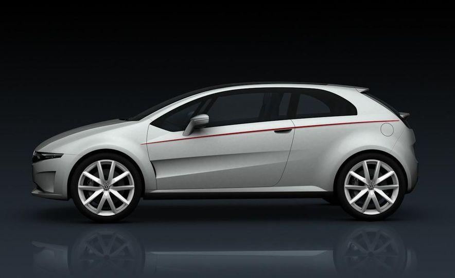 Italdesign Giugiaro / Volkswagen Tex concept - Slide 25