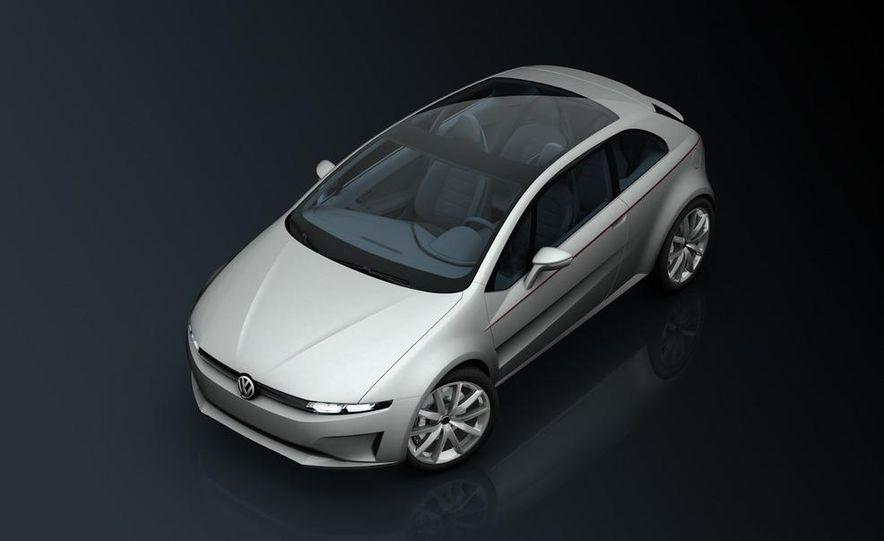 Italdesign Giugiaro / Volkswagen Tex concept - Slide 26
